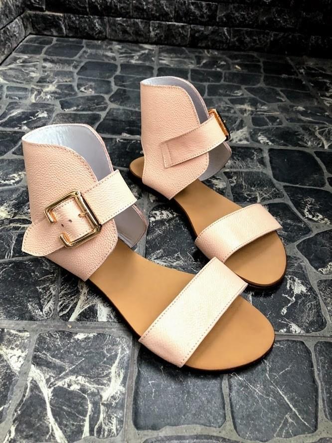 Шикарные сандалии в натуральной замше и коже распродажа фото №23
