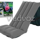 Сверхпрочный надувной матрас кресло для кемпинга туризма