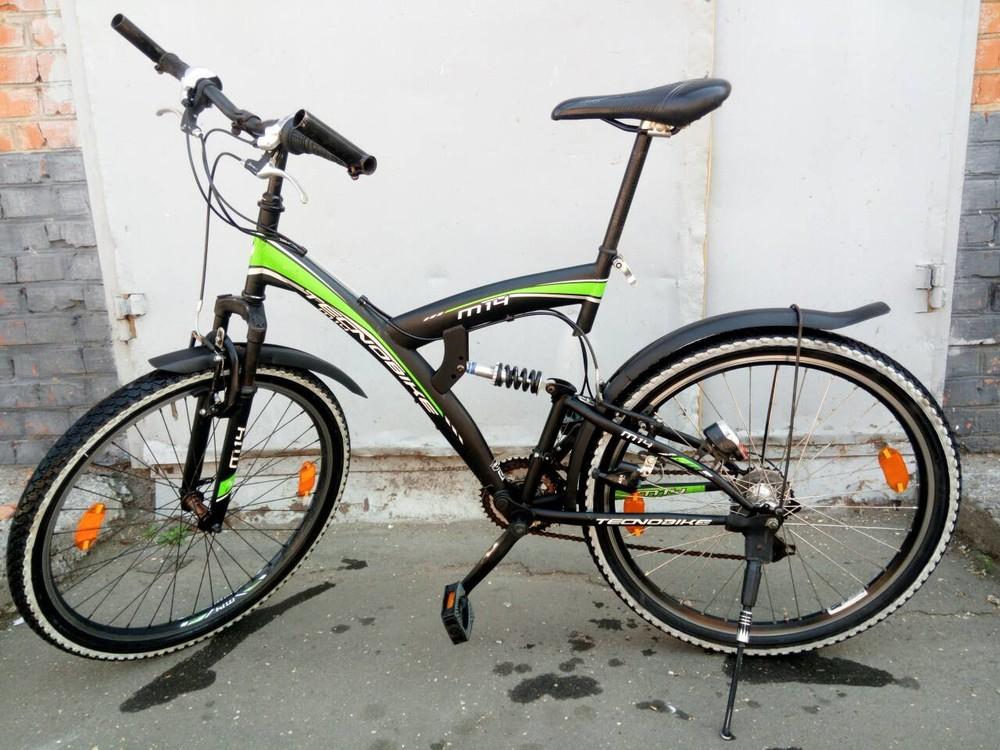 Продам велосипед tecnobike m 14 из германии. фото №2