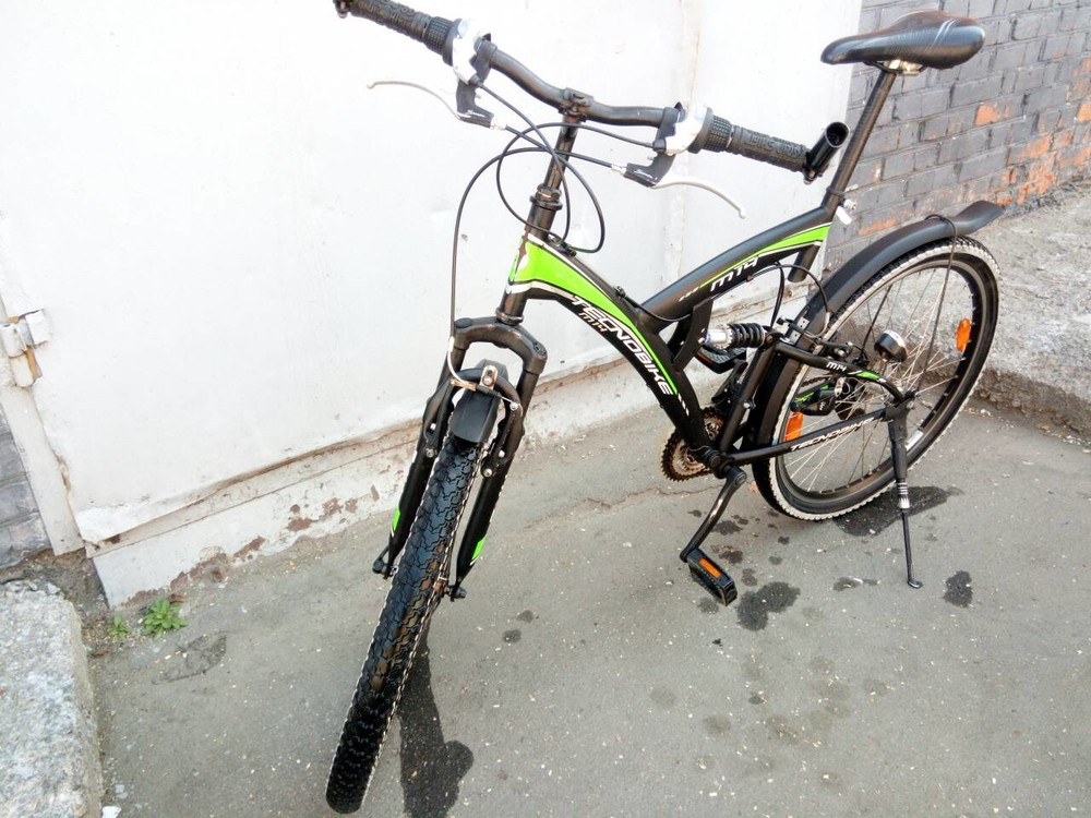Продам велосипед tecnobike m 14 из германии. фото №7