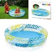 Детский надувной бассейн Intex 59421 Весёлые звездочки