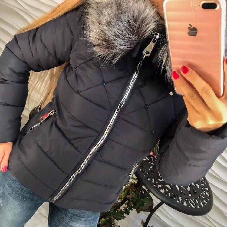 Женская куртка фото №1