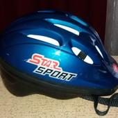 Новый шлем защитный для мальчика