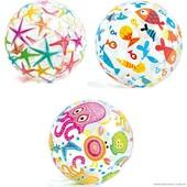 Надувной мяч Intex 59050 большой 61 см