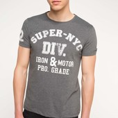 2-25 Мужская футболка DeFacto одежда Турция чоловіча футболка майка мужская одежда