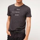 2-42 Мужская футболка DeFacto одежда Турция чоловіча футболка майка мужская одежда