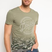 2-49 Мужская футболка DeFacto одежда Турция чоловіча футболка майка мужская одежда