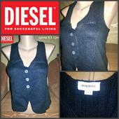 Жилетка от Diesel, вязка, сост-ние идеальное, р.XS