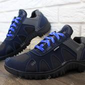 Мужские кроссовки отличного качества (КЗ-15с)