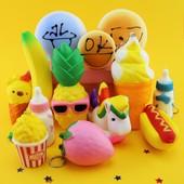 Squishy игрушки антистресс с приятным запахом