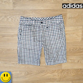 Легкие шорты чино Adidas W32 L. Отличное состояние. оригинал