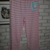 Красивые пижамные штаники р 18 сток