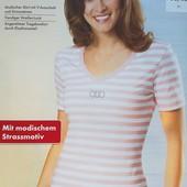 Футболка хлопок р.S,М,L Lidl Германия розовый
