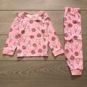 Primark пижамка для девочки 18-24 мес