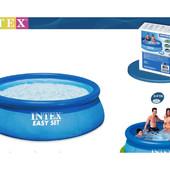 Надувной бассейн intex 28110 (244 х 76 см).