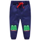 Брюки спортивные Дракоша (син) 540081 брюки, штаны для мальчика