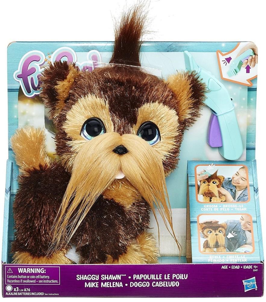 Интерактивная игрушка hasbro лохматый пес (e0497) фото №1
