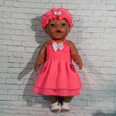 Платье для пупса Беби Борн, Baby Born