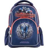 Рюкзак школьный Kite Кайт Трансформеры Transformers для мальчика 1-4 кл