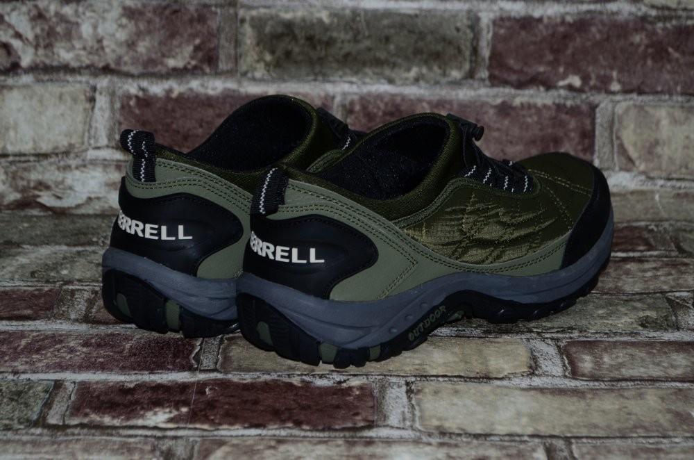Мужские кроссовки демисезонные водоотталкивающий merrell мерелл фото №10