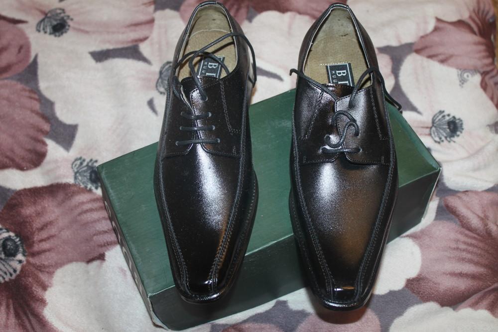 Туфли мужские р. 37 кожзам фото №1