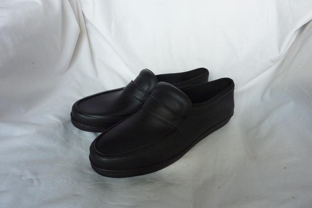 Фирменные резиновые туфли 43р-27,5см, Новые, не промокают фото №1