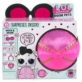 L.o.l. surprise сюрприз в шаре серии Секретные месседжи Любимец big Глем Догги biggie pet-dollmation