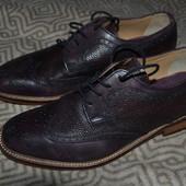 мужские туфли Marks&Spenser 28 см 42-43 размер кожа
