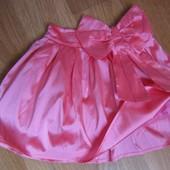 Нарядная юбка  на 4-6 лет Состояние отличное!