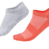 Женские спортивные короткие носки Crivit Германия р. 39-40, 2 пары