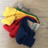 Primark носочки с тормозами 0-6 м 5шт