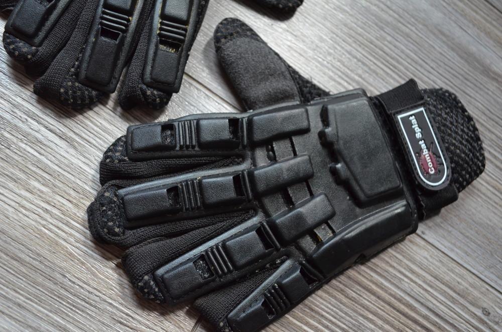 Перчатки combat splat l-ка фото №2
