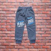 Спортивные штаны р. 98- и 128 для мальчика. Венгрия