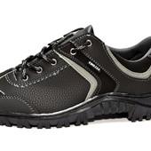 Мужские кроссовки на протекторной подошве, прошитые (Z-29)
