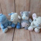 Мягкая игрушка my Blue Nose friends друзья мишки Тедди в отличном состоянии.