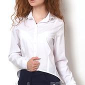 Классная блуза для модниц р.146-164