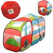 Большая палатка Автобус, паровоз Bambi M 3334