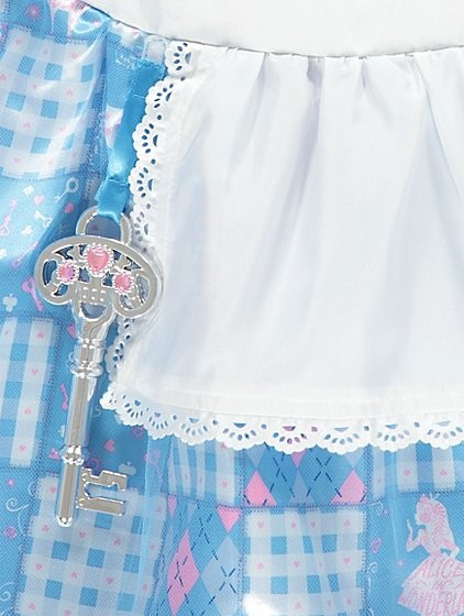 Костюм алиса в стране чудес george размеры  110, 116, 122, 128 фото №7