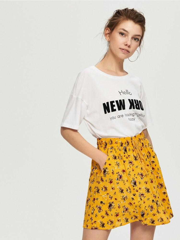 3645ba5e519629 10-33 женская футболка sinsay, цена 144 грн - купить Футболки и ...