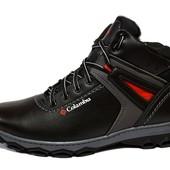 Ботинки-Кроссовки в стиле Colambia на Зиму (КБ-10)