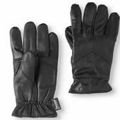 Кожаные перчатки Thinsalate для мужчин. Тинсулейт 80г. размер L - XL.