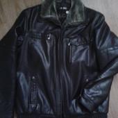 Куртка зимняя мужская очень теплая.торг