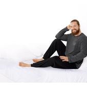 Мужская пижама, домашний комплект livergy Германия евро р. 3XL 64-66