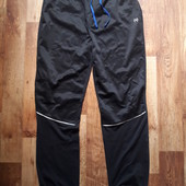 Мужские спортивные утепленные штаны размер L,  30-36 Ю