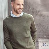 пуловер из шерсти мериноса.Royal Class,Германия.