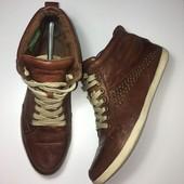 Еврозима ботинки Tamaris 39р 25,5см Кожа