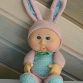 Кукла пупс зайка Капустка редкая CPK Cabbagepatchkids ор-л