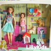 """Кукла """"Sariel"""" с ребенком и домашними любимцами 7726-А2"""