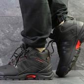 Зимние ботинки Adidas Climaproof black , 5 цветов