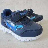 Легчайшие синие кроссовки ТМ Том.м. 21-26 р